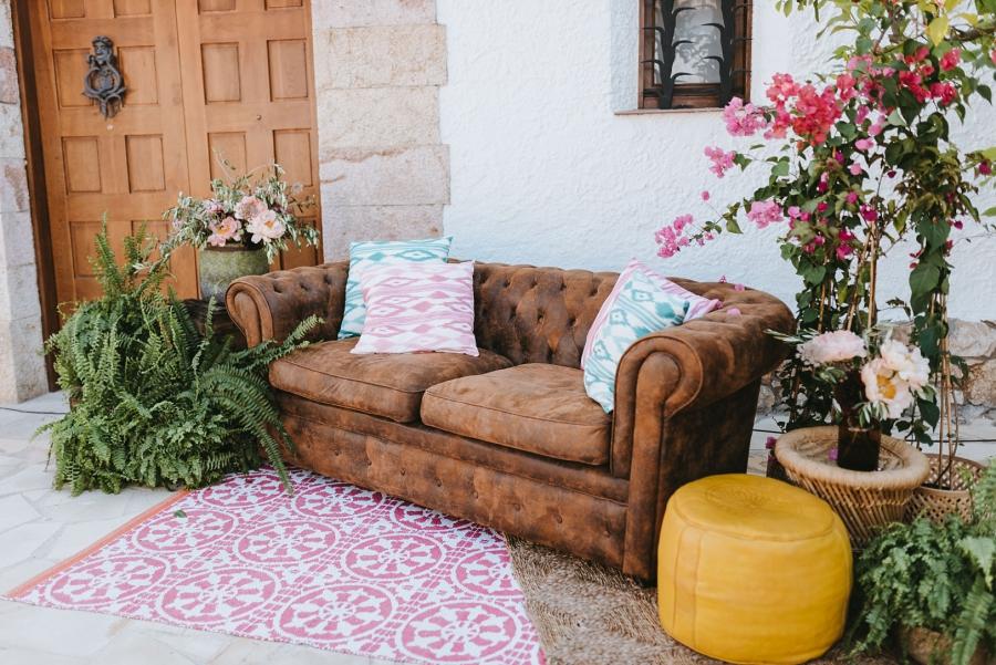boda mediterranea en masia la florida tarragona