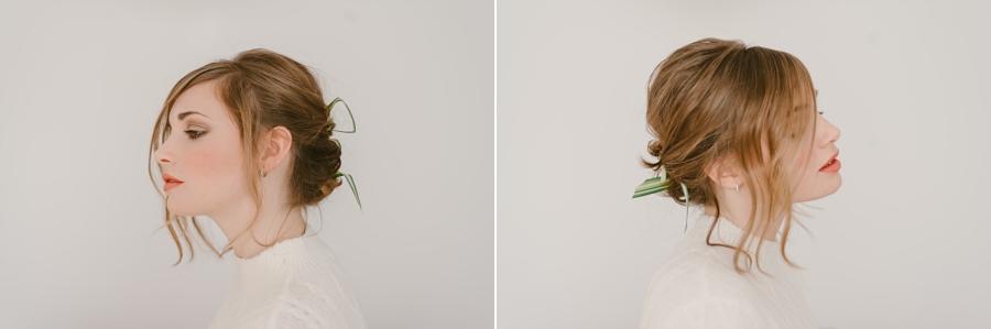 peinados para fiestas y eventos Rebeca Torres