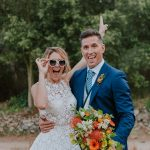blanco y caramelo fotografia de boda experiencias