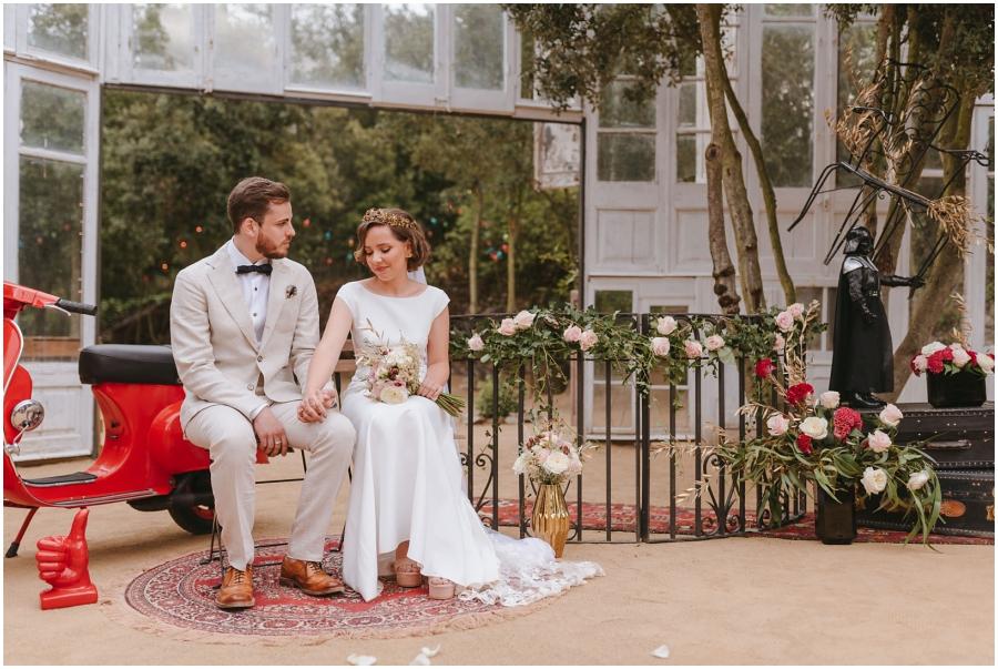 boda aire libre avellana tarragona romantica