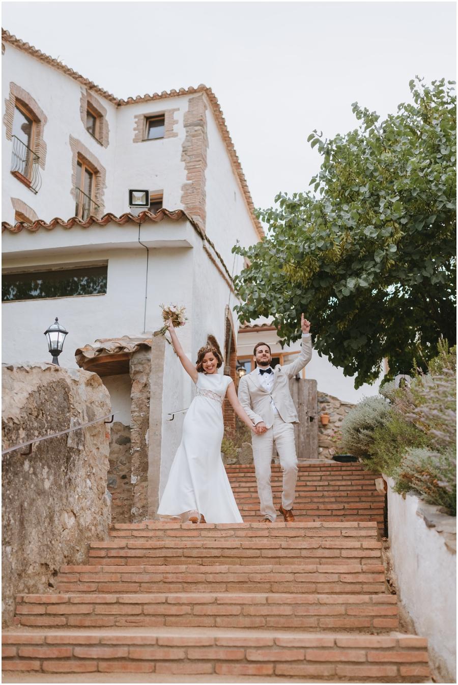 boda invernadero lavellana tarragona novia rime arodaky