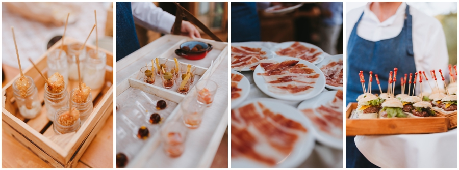 boda exterior lavellana tarragona catering mallol