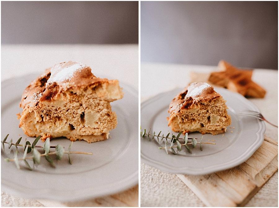 apple pie tarta de manzana fotografia gastronomica