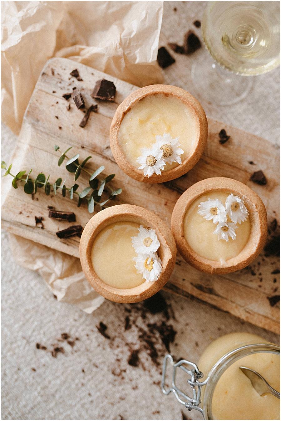 lemon curd limon tartaletas food photography fotografia gastronomica